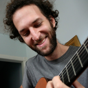 Image of Kale Good, Guitar Instructor