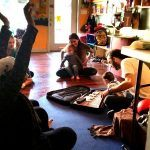 Early Childhood Music Class in Grey's Ferry, Philadelphia